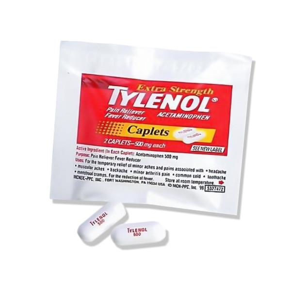 Tylenol Pain& Fever relief medicine (Extra Strength)