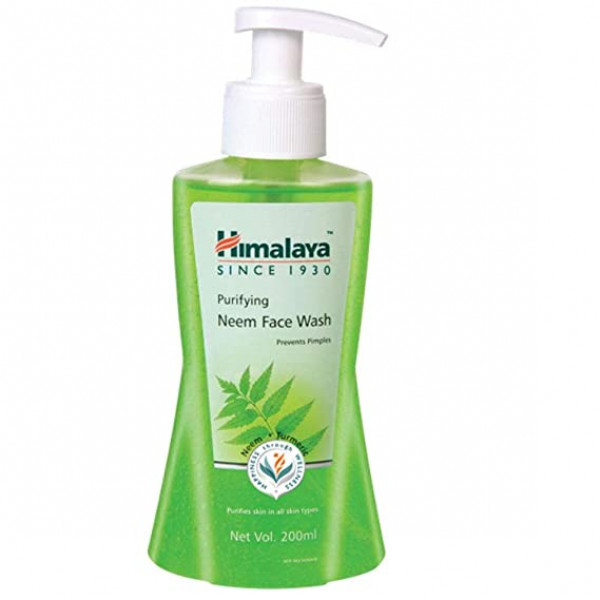 Himalaya Purifying Neem Face wash 200 Gms