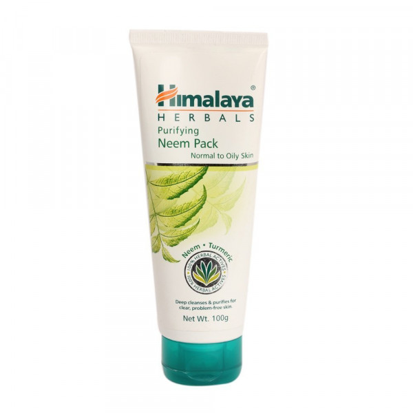 Himalaya Purifying Neem Packs 100 Gms