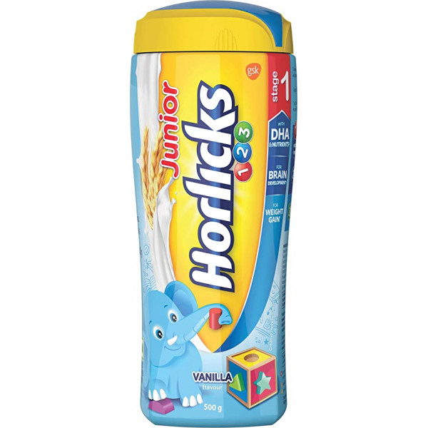 Horlicks Junior Original  500 Gms