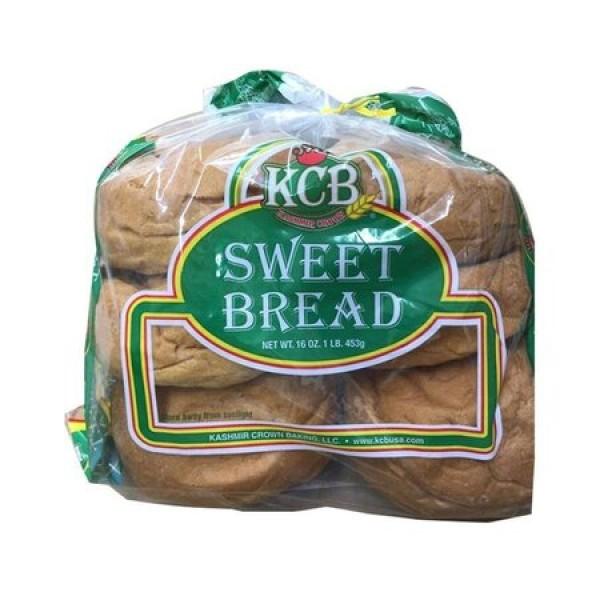 KCB Sweet Bread 16 Oz / 454 Gms