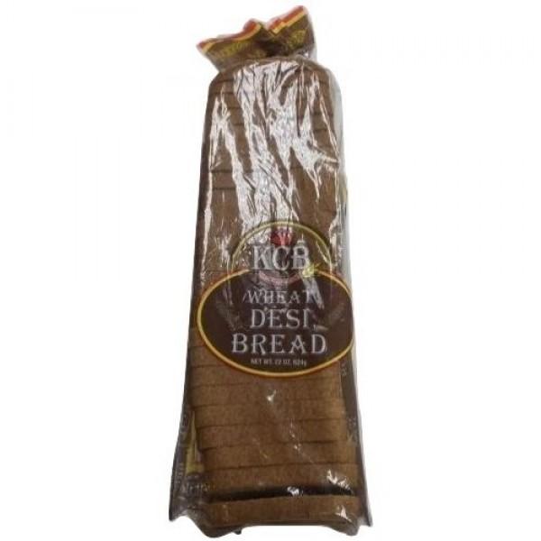 KCB Wheat  Desi Bread 24 Oz / 624 Gms
