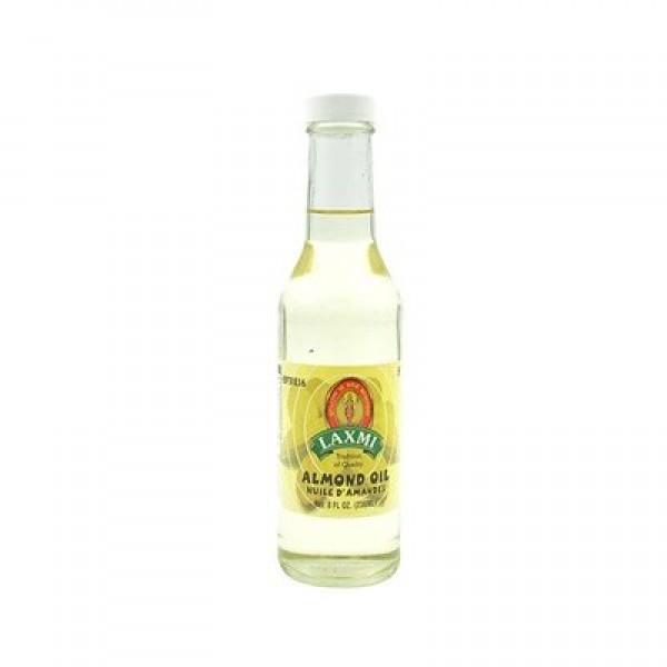 Laxmi Almond Oil 8 Oz / 236 ml