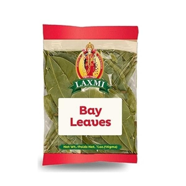 Laxmi Bay Leaves 0.5 Oz / 14 Gms
