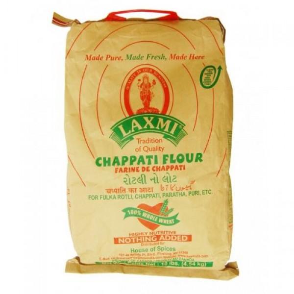 Laxmi Chapati Flour 10lb
