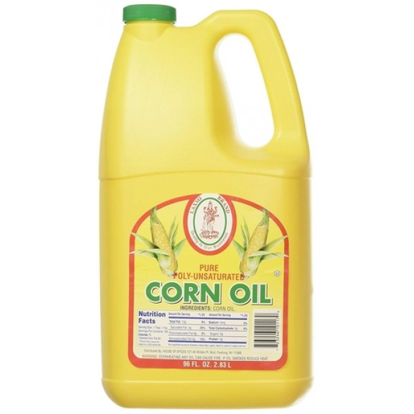 Laxmi Corn Oil 2.83 L