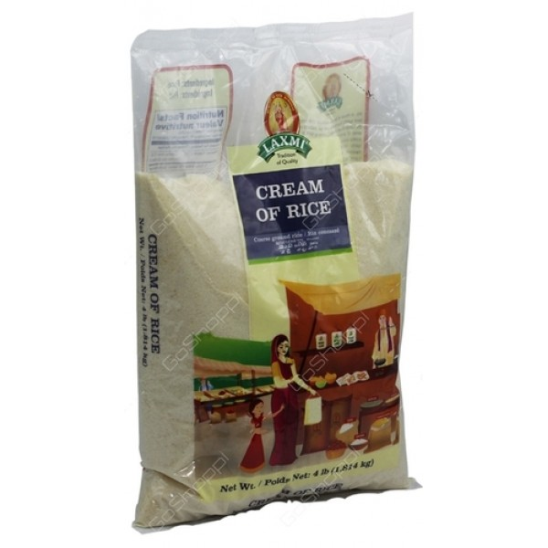 Laxmi Cream Of Rice 4 LB / 1.8KG