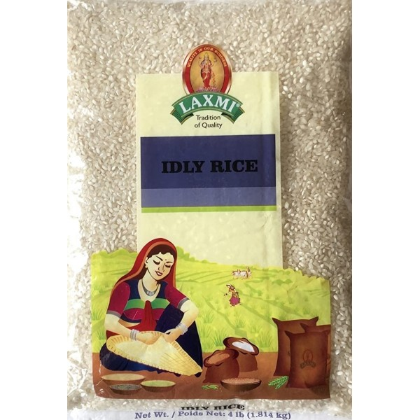Laxmi idly Rice  4 LB / 1.8KG