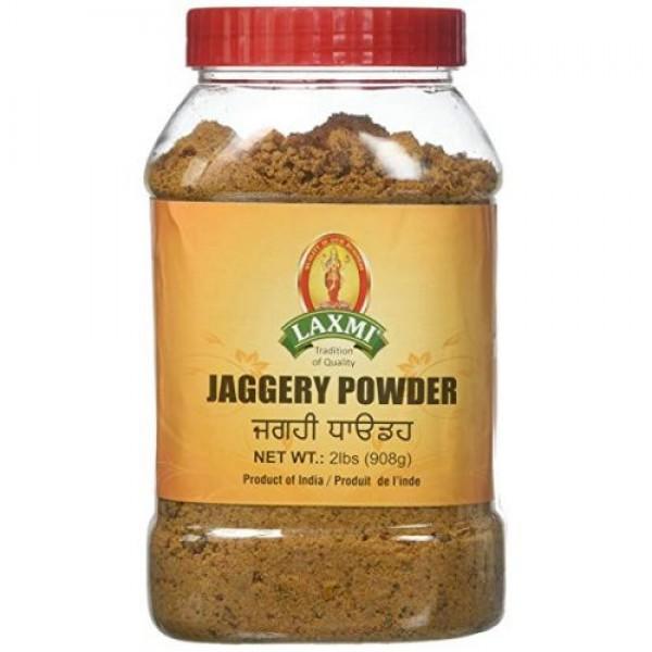 Laxmi Jaggery Powder 2 Lb / 907 Gms