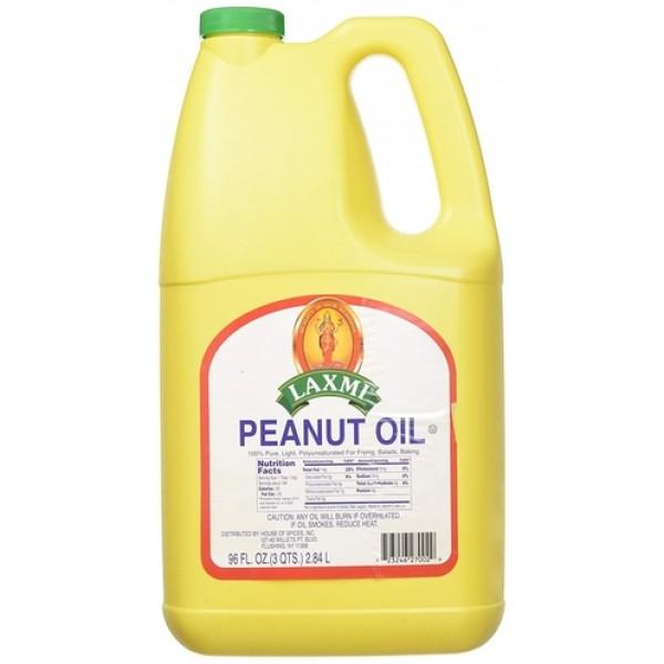 Laxmi Peanut Oil 2.84 L
