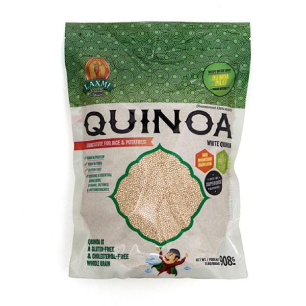Laxmi Brand Quinoa 2 LB / 907 Gms