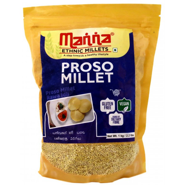 Manna Proso Millet Rawa Idli 1kg