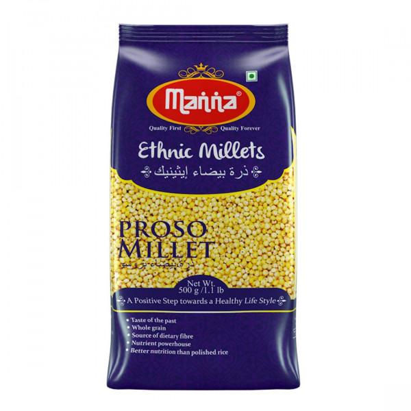 Manna Proso Millet 500 Gms