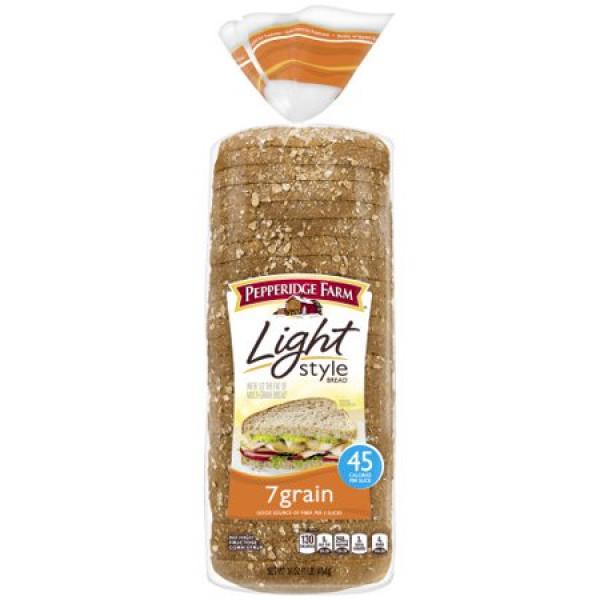 Pepperidge Farm 7 Grain Bread 16 oz / 454 Gms