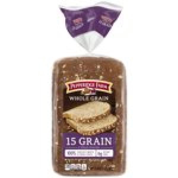 Pepperidge Farm Whole 15 Grain Bread 24 oz / 680 Gms
