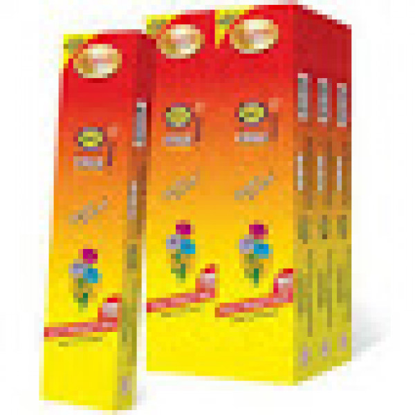 Cycle Three in One Incense Sticks 12 x 19g(Pack of Six Packs)