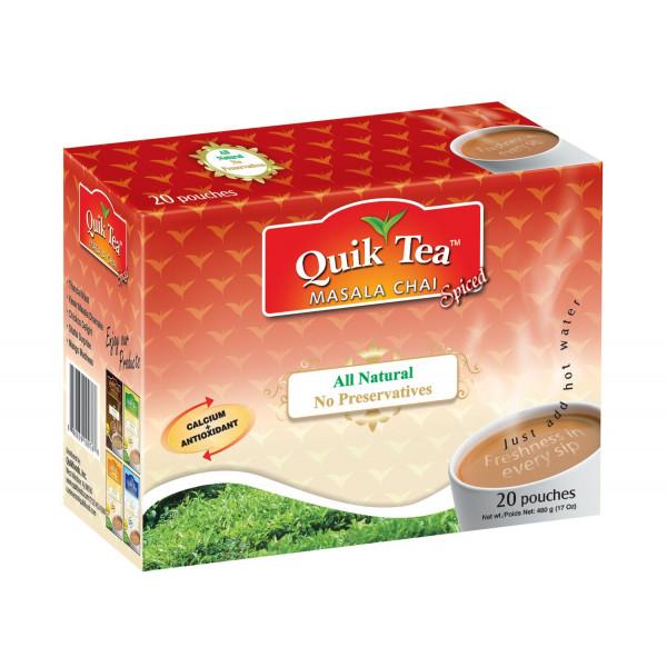 Quick Tea Masala Chai 17 OZ / 482 Gms
