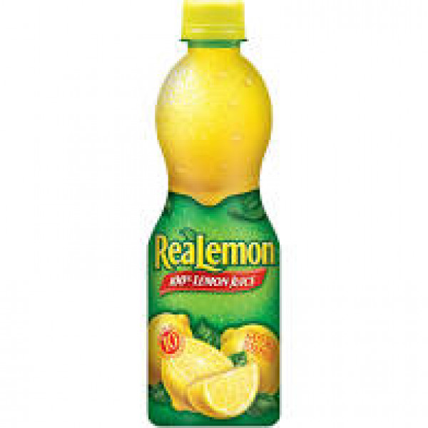 RealLemon Lemon Juice 32 Oz / 946 ml