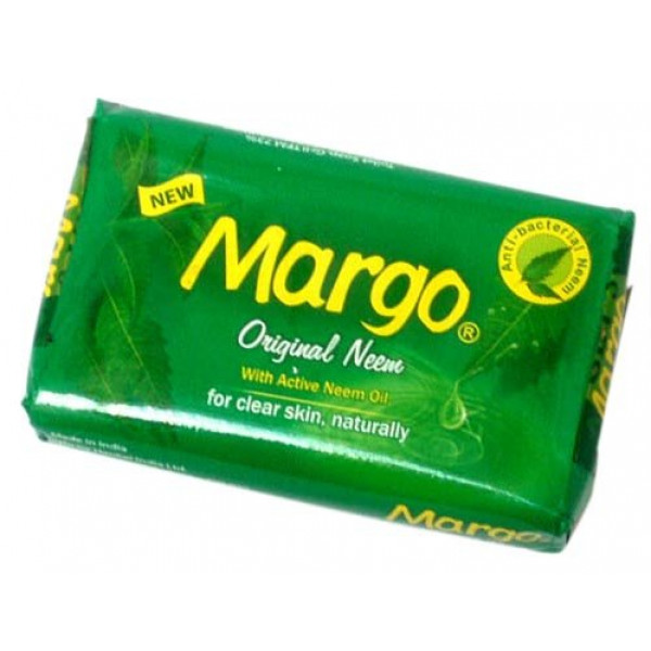 Margo Original Neem Barsoap 2.47 OZ / 70 Gms