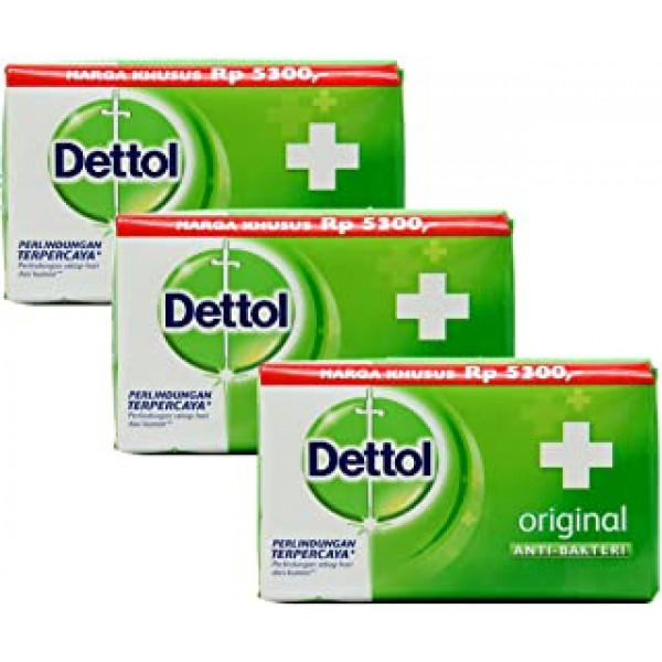 Dettol Original Bar soap 2.47 OZ / 70 Gms
