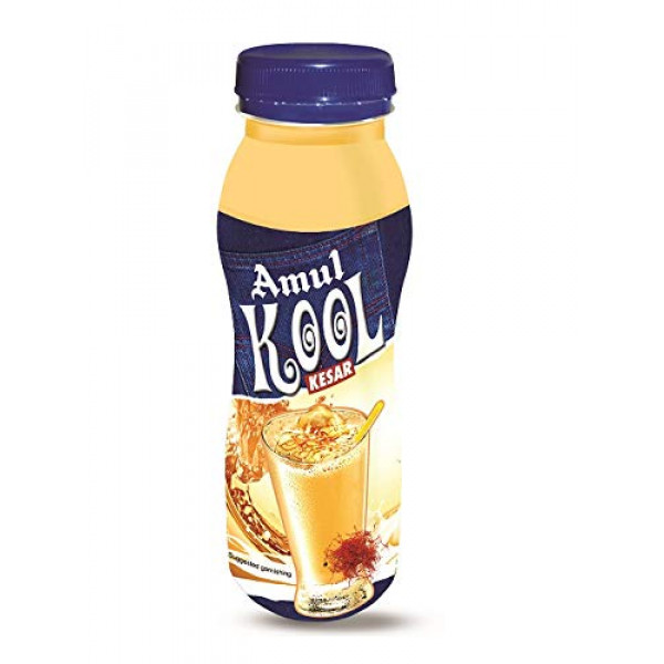 Amul Kool Saffron Flavour 200 ML