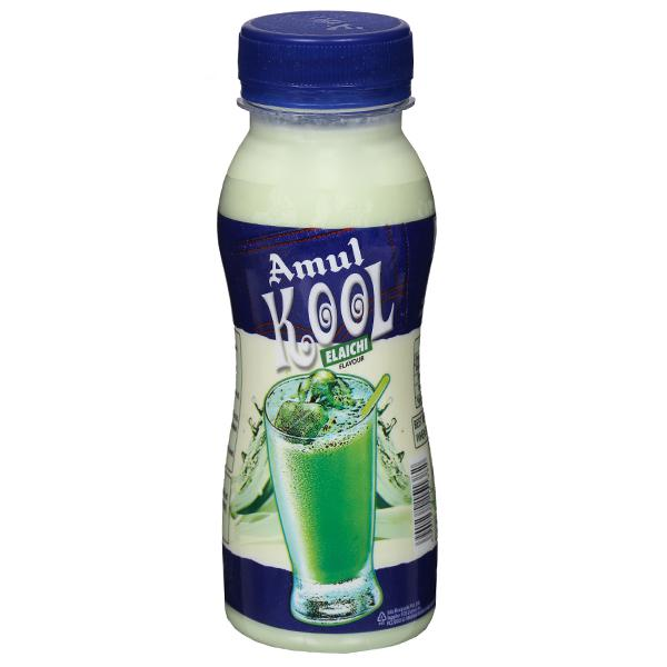 Amul Kool Cardamom Flavour 200 ML