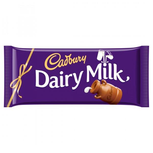 Cadbury Dairy Milk 100 Gms
