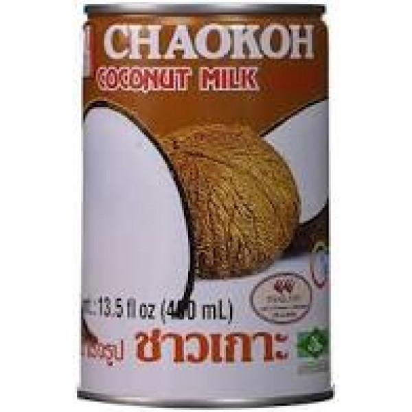 Chaokoh Coconut Milk 13.5 OZ / 382 Gms