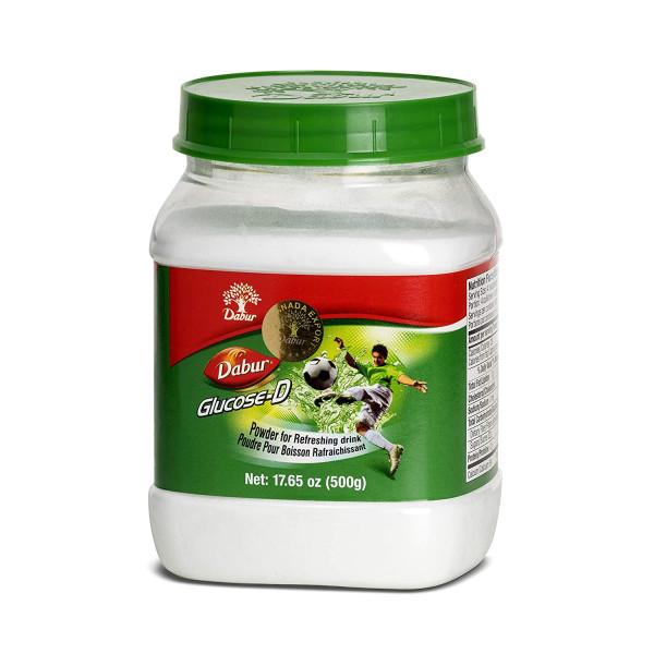 Dabur Glucose D - Powder for Refreshing Drink 500g