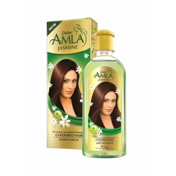 Dabur Amla Jasmine Hair Oil 6.76 OZ / 200 Ml