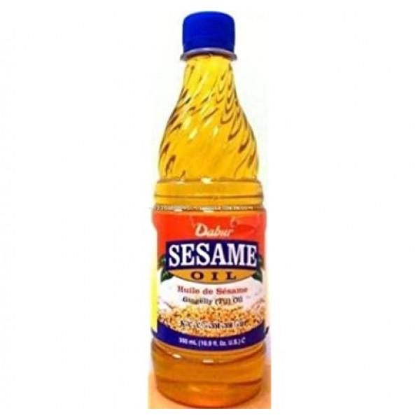 Dabur Sesame Oil 8.45 Fl Oz/250 Ml