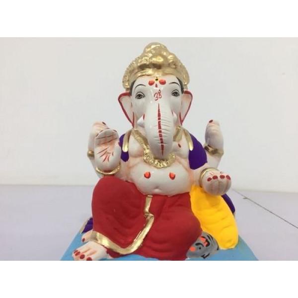 Ganesh Chaturathi Sculpture 10inches
