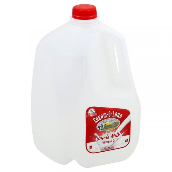Cream-o-land Milk 1% - 1 Gallon