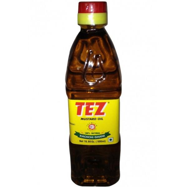 Tez Mustard Oil 6.76 Fl Oz