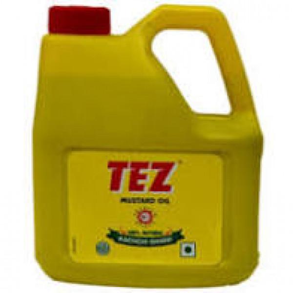 Tez Mustard Massage Oil 16.5 Fl Oz