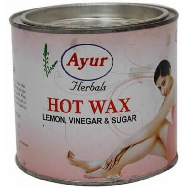 Ayur Hot Wax 600 Gms