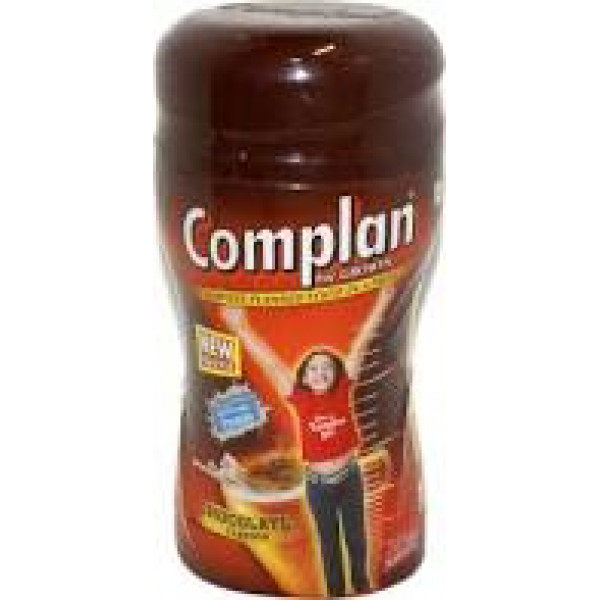 Complan Powder Drinks with chocolate Flavour 15.8 OZ / 448 Gms