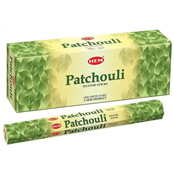 Hem Pandi/Patchouli  Incense - 120 sticks /6 packs of 20 sticks