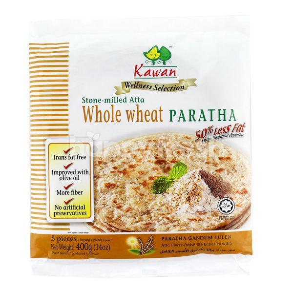Kawan Whole Wheat Paratha 25 Pieces