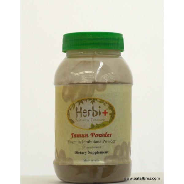 Herbi+ Jamun Powder 7 OZ / 200 Gms