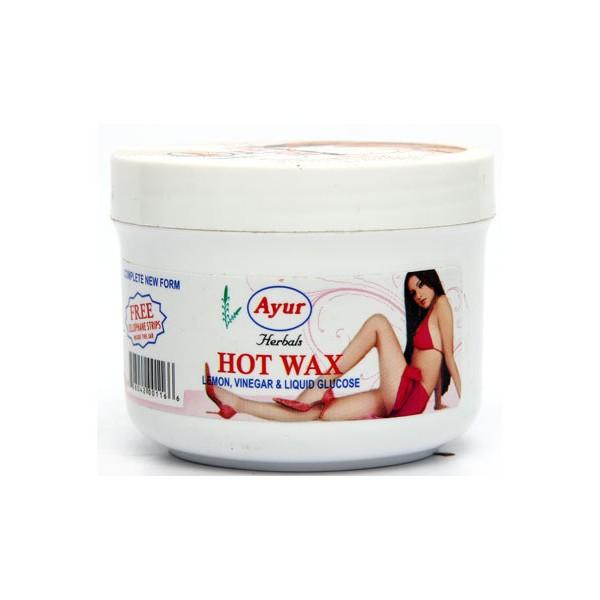 Ayur Hot Wax 5.29 OZ / 150 Gms