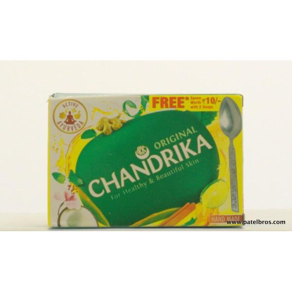 Chandrika Original Soap 2.64 OZ / 75 Gms