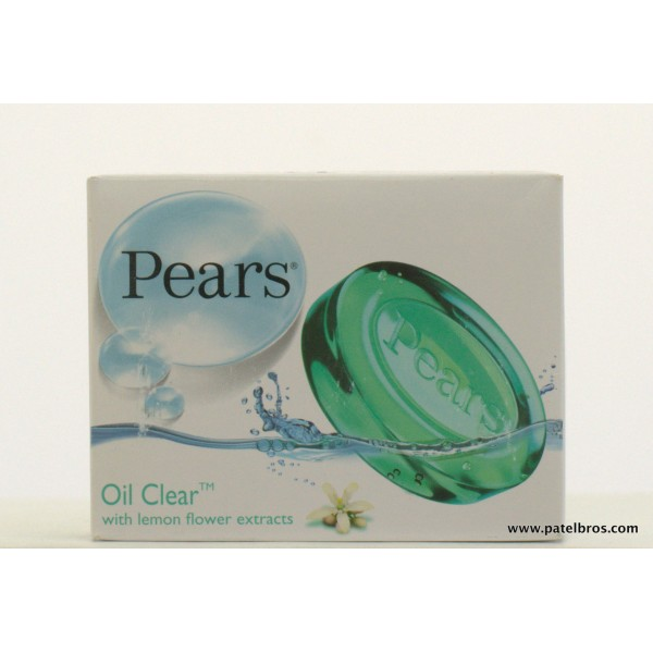 Pears Soap With Lemon Flower Extracts 2.64 OZ / 75 Gms