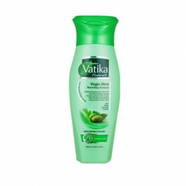 Vatika Virgin Olive Shampoo 6.76 OZ / 200 Ml