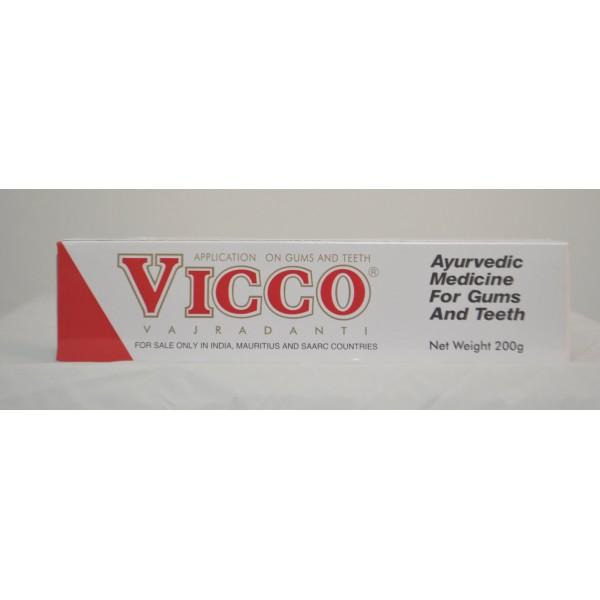 Vicco Vicco Vajradantti 7.05 OZ / 200 Gms