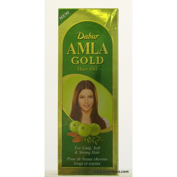 Dabur Amla Gold Hair Oil 6.76 OZ / 200 Ml
