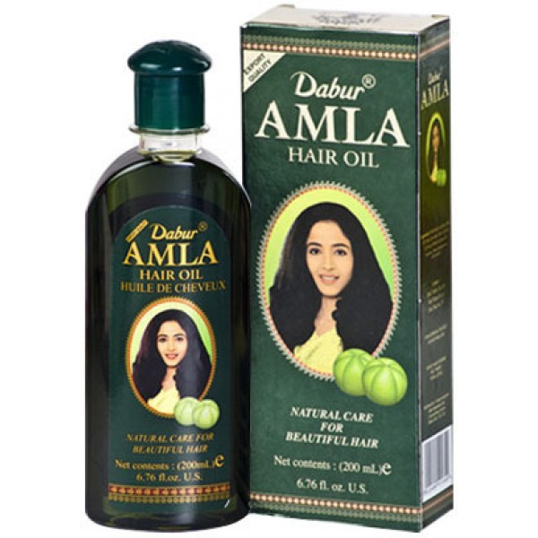 Dabur Amla Hair Oil 6.76 OZ / 200 Ml
