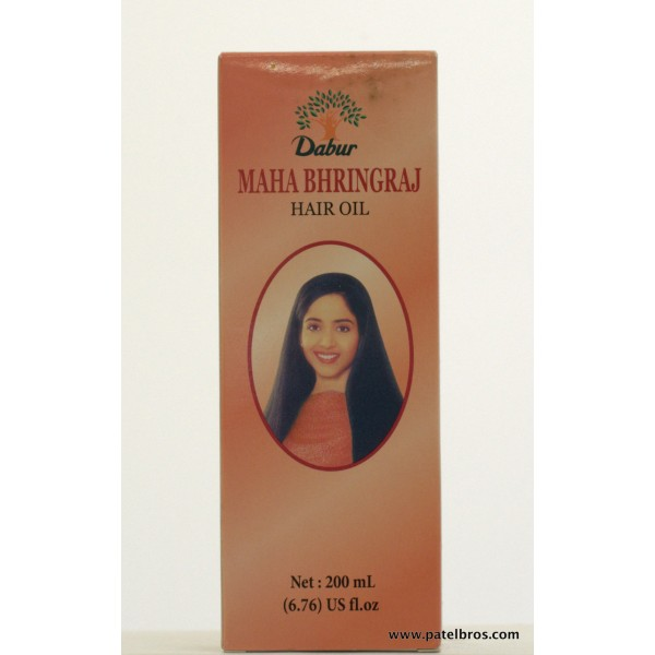 Dabur Mahabringraj Hair Oil 6.76 OZ / 200 Ml