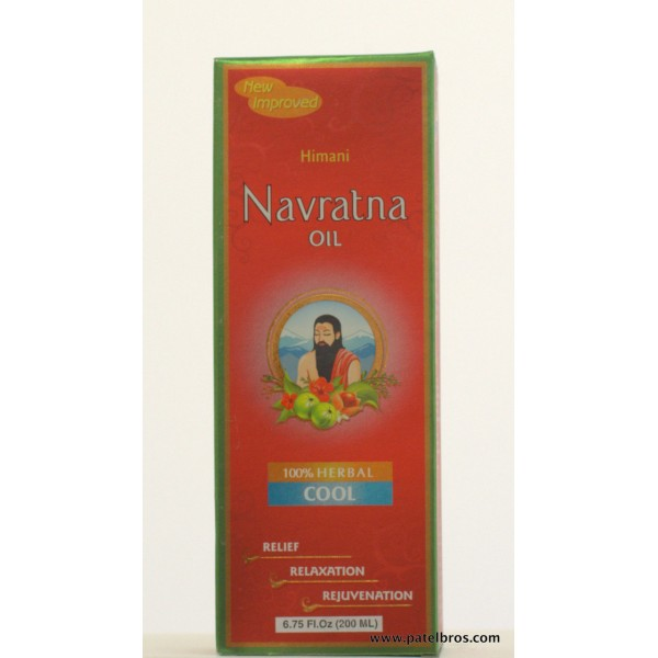 Himani Himani Navaratna Oil 6.75 OZ / 200 Ml