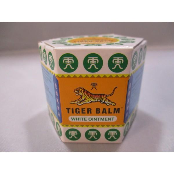 Tiger Balm White Ointment 0.53 OZ / 15 Gms